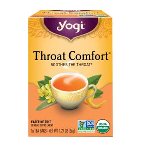 Throat Comfort Tea - 16 Bags