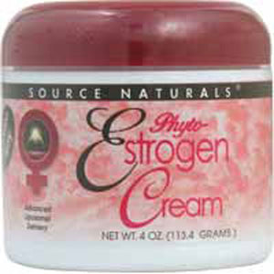 Phyto-Estrogen Cream 4 Oz
