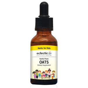Kid's Oats Vanilla 1 Oz Alcohol free by Eclectic Institute Inc