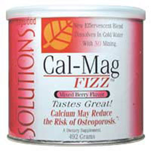 Cal-Mag Fizz - 492 grams (Mixed Berry)