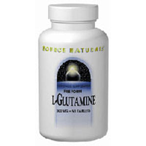 L-Glutamine Powder 1 Lbs by Source Naturals