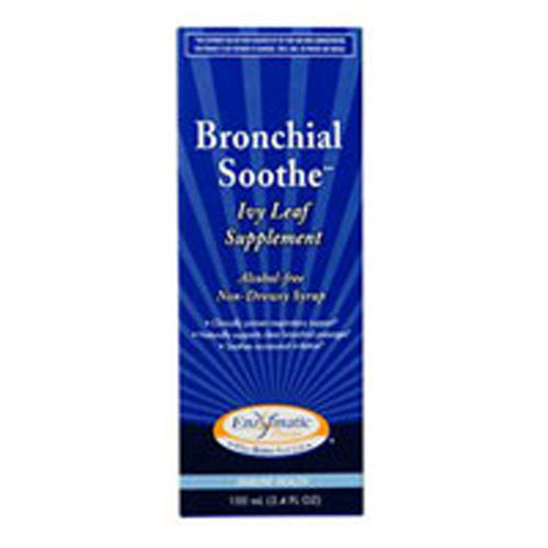 Bronchial Soothe (Ivy Leaf Syrup) - 4.05 OZ