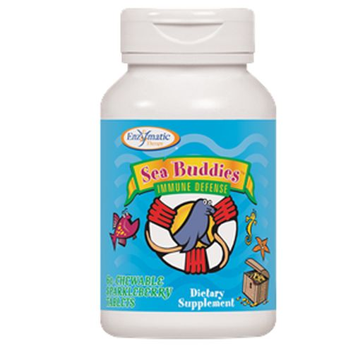 Sea Buddies - Immune Defense 60 Tabs