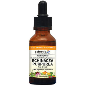 Echinacea Purpurea - Blackberry 2 Oz Alcohol free