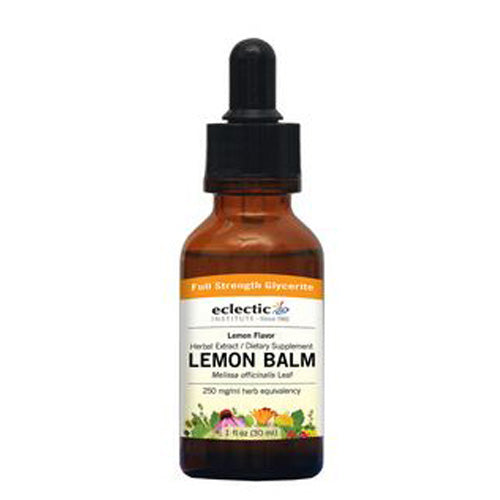 Lemon Balm - Lemon Flavor 2 Oz Alcohol free