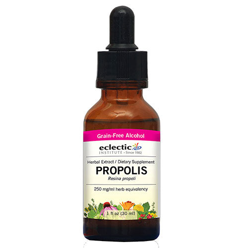 Propolis Single Strength - 2 Oz with Alcohol