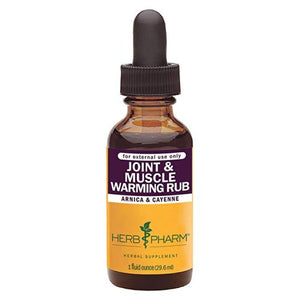 Joint & Muscle Rub - 1 Oz