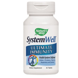 System Well Ultimate Immunity - 45 Tab