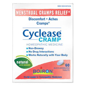 Cyclease Cramp - 60 Tabs
