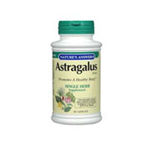 Astragalus Root 90 Caps by Nature's Answer
