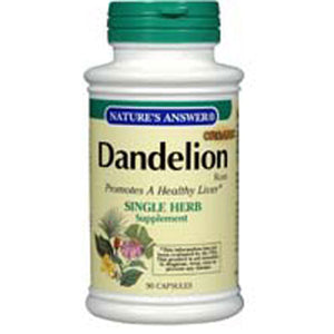 Dandelion Root 90 Caps