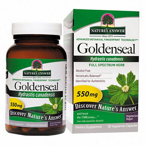 Goldenseal Root - 50 Vcaps
