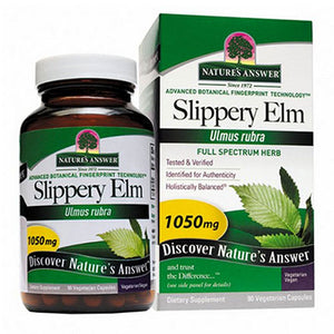 Slippery Elm Bark 90 Caps