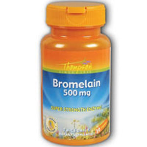 Bromelain 30 Caps by Thompson