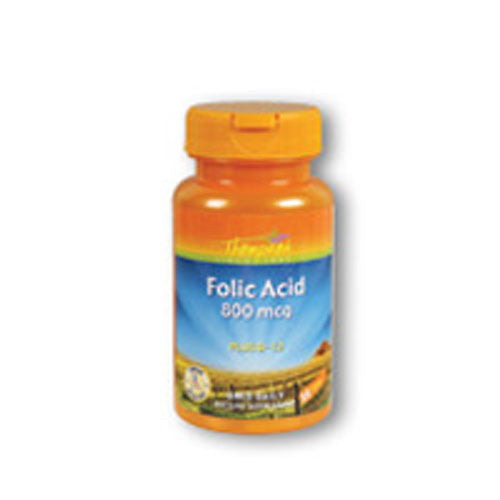 Folic Acid - 30 Tabs