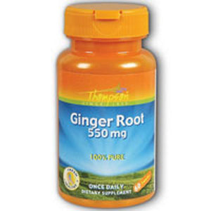 Ginger Root - 60 Caps