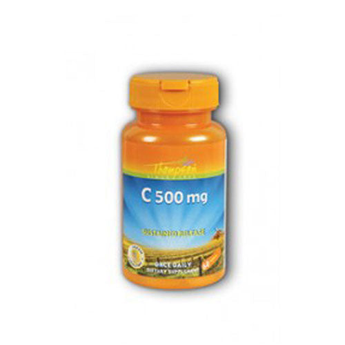 Vitamin C - Buffered 60 Tabs
