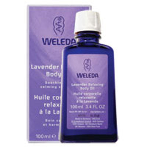 Lavender Body Oil - 3.4 Fl Oz