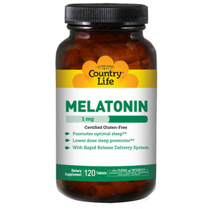 Melatonin (Rapid Release) - 120 Tabs