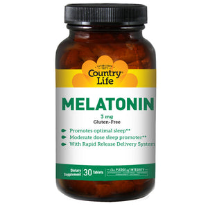 Melatonin (Rapid Release) - 30 Tabs