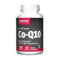 Co Enzyme Q10 - 60 Caps