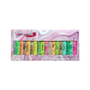 Incense 18 Fragrance Sampler - 18 Pc