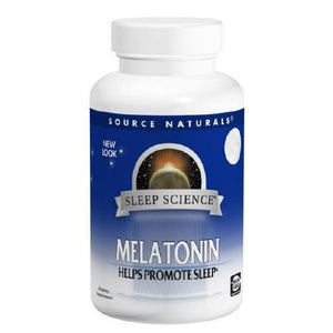 Melatonin - Sublingual Orange 100 Tabs