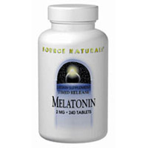 Melatonin - Timed Release 120 Tabs