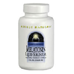 Melatonin - Sublingual Orange 60 Tabs
