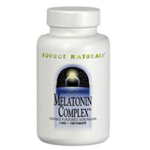 Melatonin Complex Peppermint - 50 Tabs