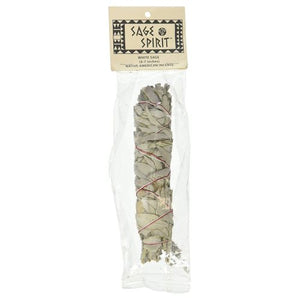 Smudge Wand White Sage 7 Inches - White Sage 7