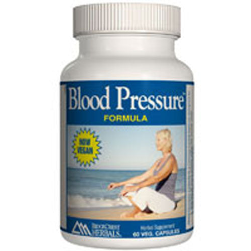 Blood Pressure Formula - 60 Veg Caps