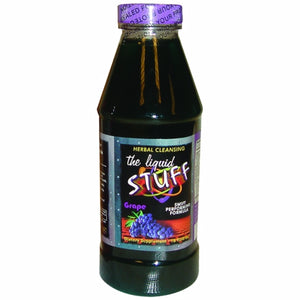The Stuff - LIQUID GRAPE, 16 OZ