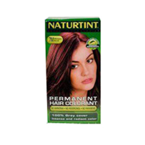 Mahogany Blonde (7m) 5.98 oz by Naturtint Permanent Hair Colorant with Vegetable Ingredients Enjoy the natural secret of beautiful, healthy hair. Naturtint possesses an exclusive and revolutionary formula combining the guarantee of a permanent hair colorant with the benefits of natural herbal and cereal ingredients.Natural Features: Naturtint contains no ammonia. It is enriched with soy and coconut derivatives, as a subtle blend of oat, soy, corn and wheat extracts which gently complement the hair coloring process while the rosemary and eucalyptus essential oils in the Hair Conditioner secure a fresh, healthy and silky shine on the hair.Natural Look: Naturtint covers all normal grey hair from the very first application yet is gentle on even permed or the most fragile hair. Its vegetable ingredients help to nourish, protect, moisturise and restructure the hair bestowing a rich, radiant and long-lasting color, volume and shine.Natural Value: Naturtint is easy to use and its results are gentle and effective to observe. Simply shake the mixture and apply to the hair.Natural Quality: Naturtint is dermatologically tested and contains pharmaceutically conrolled ingredients of the very highest cosmetic quality.The color may vary from the image above!Does Not Contain No ammonia.Naturtint Hair Color includes the NaturTint, Color Developer, Hair Conditioner, Gloves & Instructions.Cautions These products contain ingredients which may cause skin irritation or allergic reaction on certain individuals and a preliminary sensitive test should be made according to accompanying instructions. Contains phenylenediamines & hydrogen peroxide. Not to be used for dyeing eyelashes or eye brows, may cause blindness. Avoid contact with eyes. Wear enclosed gloves & rinse hair after application.Will Naturtint Permanent Hair Colorant really cover Grey Hair?Yes, Naturtint Permanent Hair Colorant covers all normal grey hair from the very first applicationIs Naturtint Permanent Hair Colorant going to damage my hair?No, Naturtint Permanent H