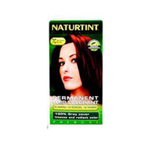 Terracotta Blonde (7c) 5.98 oz by Naturtint Permanent Hair Colorant with Vegetable Ingredients Enjoy the natural secret of beautiful, healthy hair. Naturtint possesses an exclusive and revolutionary formula combining the guarantee of a permanent hair colorant with the benefits of natural herbal and cereal ingredients.Natural Features: Naturtint contains no ammonia. It is enriched with soy and coconut derivatives, as a subtle blend of oat, soy, corn and wheat extracts which gently complement the hair coloring process while the rosemary and eucalyptus essential oils in the Hair Conditioner secure a fresh, healthy and silky shine on the hair.Natural Look: Naturtint covers all normal grey hair from the very first application yet is gentle on even permed or the most fragile hair. Its vegetable ingredients help to nourish, protect, moisturise and restructure the hair bestowing a rich, radiant and long-lasting color, volume and shine.Natural Value: Naturtint is easy to use and its results are gentle and effective to observe. Simply shake the mixture and apply to the hair.Natural Quality: Naturtint is dermatologically tested and contains pharmaceutically conrolled ingredients of the very highest cosmetic quality.The color may vary from the image above!Does Not Contain No ammonia.Naturtint Hair Color includes the NaturTint, Color Developer, Hair Conditioner, Gloves & Instructions.Cautions These products contain ingredients which may cause skin irritation or allergic reaction on certain individuals and a preliminary sensitive test should be made according to accompanying instructions. Contains phenylenediamines & hydrogen peroxide. Not to be used for dyeing eyelashes or eye brows, may cause blindness. Avoid contact with eyes. Wear enclosed gloves & rinse hair after application.Will Naturtint Permanent Hair Colorant really cover Grey Hair?Yes, Naturtint Permanent Hair Colorant covers all normal grey hair from the very first applicationIs Naturtint Permanent Hair Colorant going to damage my hair?No, Naturtint Permanent H