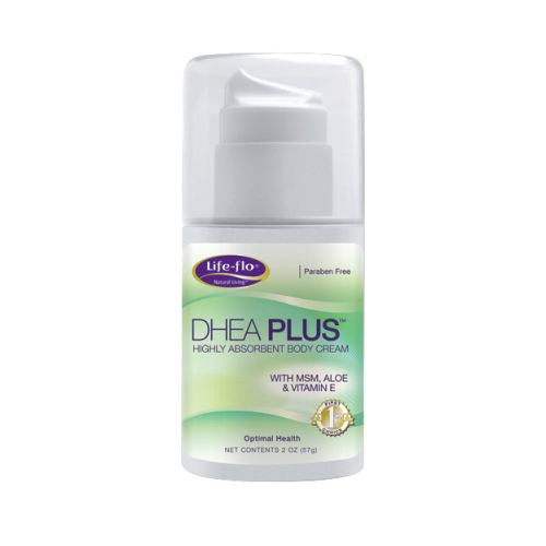 Life-Flo  Dhea Plus Cream - 2 Oz
