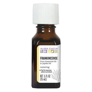 Precious Essentials Oil - Frankncs Jojoba, 0.5 Oz