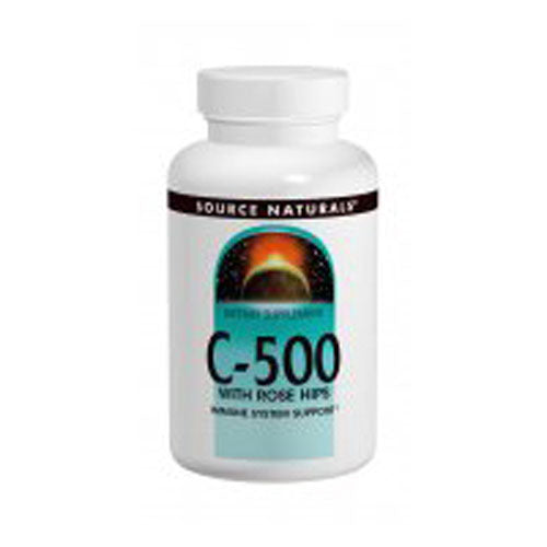 C-500 250 Tabs by Source Naturals