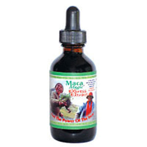 Maca Magic Express Energy - Liquid Extract 2 oz