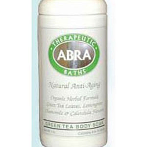 Green Tea Tonic Bath 17 oz by Abra Therapeutics