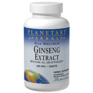 Ginseng Extract Full Spectrum 45 Tabs