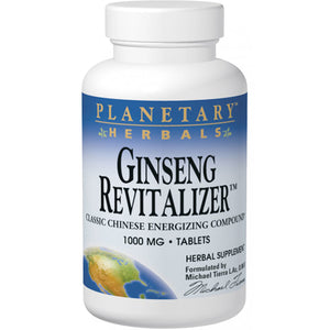 Ginseng Revitalizer 180 Tabs