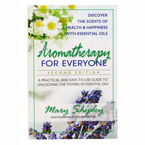Aromatherapy For Everyone - Book - 1 Each