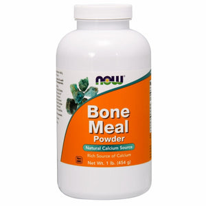 Bone Meal Powder 16 OZ by Now Foods