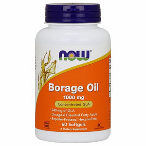 Borage Oil - 60 Sgels