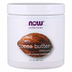 Cocoa Butter Pure 7 OZ by Now Foods