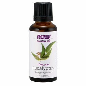 Eucalyptus Oil 1 OZ by Now Foods