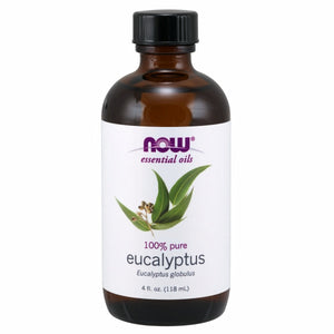 Eucalyptus Oil 4 Oz by Now Foods
