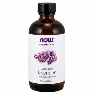 Lavender Oil 4 OZ by Now Foods