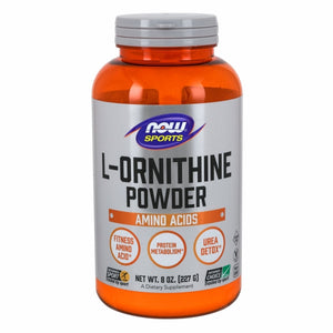 L- Ornithine Powder - 8 OZ